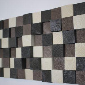 kelki eu decoratie voor aan de muur van hout