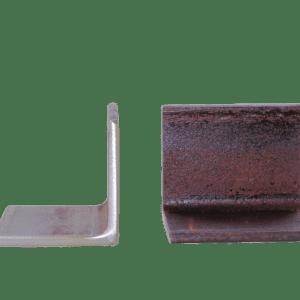Zware metalen boekensteunen xl 2850 gram